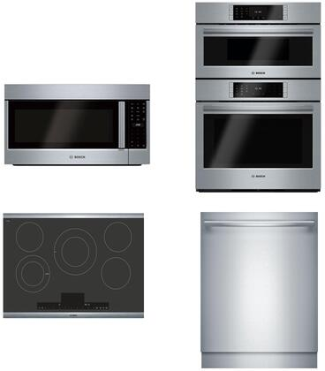 Bosch Benchmark  905844 Kitchen Appliance Package & Bundle Stainless Steel, 1