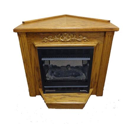 Model 1127 Series PA KDMC1127 Corner Mantel in