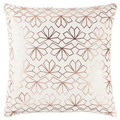 Rizzy Home Cover COVT13303IVCP2020 Pillow Multi Colored, DL 45eb14e4958ed6521de7455647ef