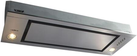 Elica Umbria EUM627SS Range Hood Insert Stainless Steel, 1