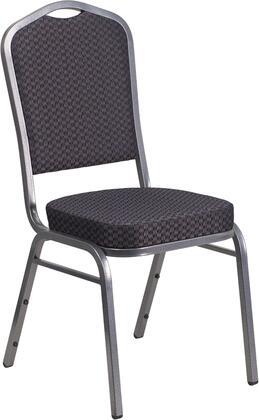 Flash Furniture  HFC01SVE26BKGG Dining Room Chair Black, Main Image