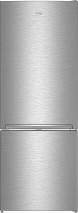 BFBF2715SS 28″ Counter Depth Bottom Freezer Refrigerator with 16.79 cu. ft. Capacity  NeoFrost Dual Cooling Technology  Zone Temperature