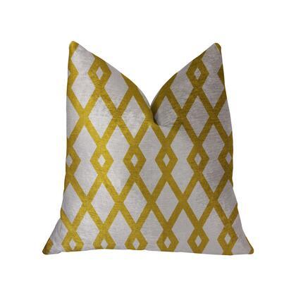 Plutus Brands Zinnia Dust PBRA22442424DP Pillow, PBRA2244