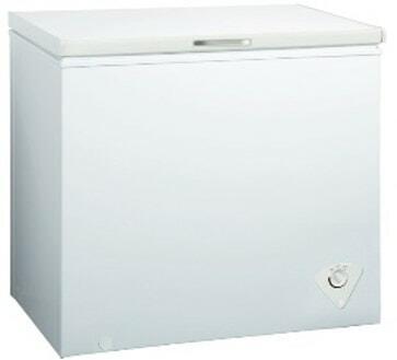 Arctic Wind ACFW102 Chest Freezer White, ACFW102 Chest Freezer