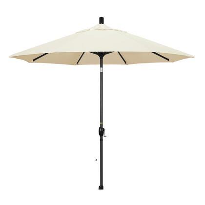California Umbrella Pacific Trail GSPT908302SA53 Outdoor Umbrella , GSPT908302 SA53