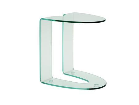 Casabianca Lido CB037 End Table White, End Table