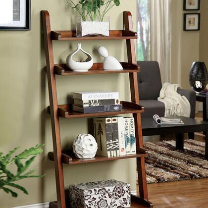 Furniture of America Lugo CMAC293 Shelf Brown, cm ac293