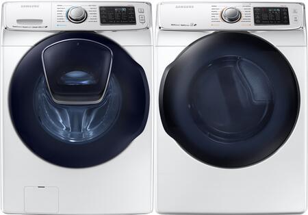 Samsung 691601 Washer & Dryer Set, Laundry Pair