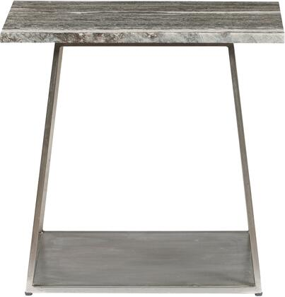 Accentrics Home P050458BT End Table Gray, main image