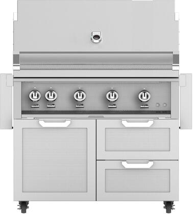 Hestan 851759 Grill Package Stainless Steel, Main Image