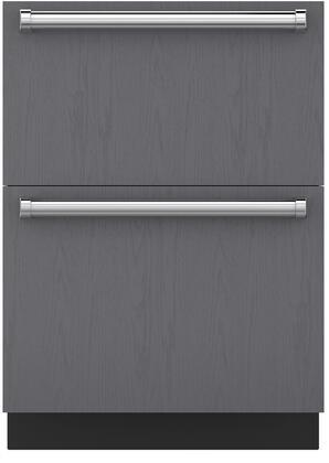 Sub-Zero  ID24F Drawer Freezer Panel Ready, Main Image