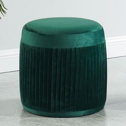 Furniture of America Revel CMOT5664GR Living Room Ottoman , Main Image