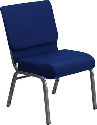 Flash Furniture Hercules FDCH02214SVNB24GG Accent Chair Blue, FDCH02214SVNB24GG side