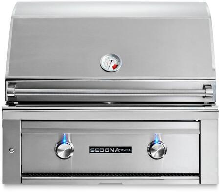 Lynx Sedona L500PS Grill Stainless Steel, Briquette