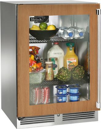 Perlick Signature HP24RS44LL Compact Refrigerator Panel Ready, Main Image