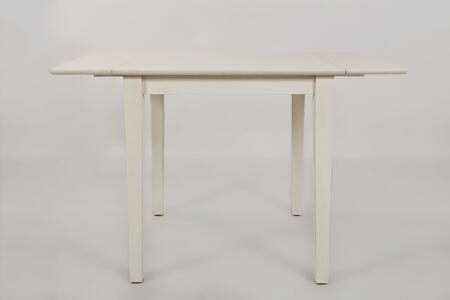 Jofran Everyday Classics 162948 Dining Room Table Beige,  Front Up