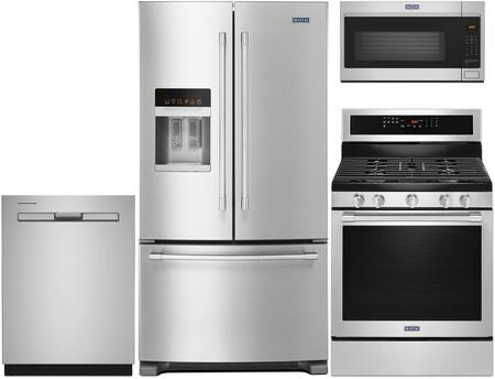 Maytag  714759 Kitchen Appliance Package Stainless Steel, Main image