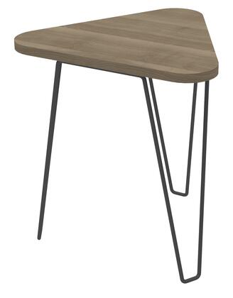 Ideaz International Fleming 24812MW End Table Brown, Main Image