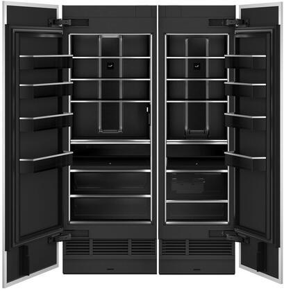 Jenn-Air  1332985 Column Refrigerator & Freezer Set Panel Ready, Main Image