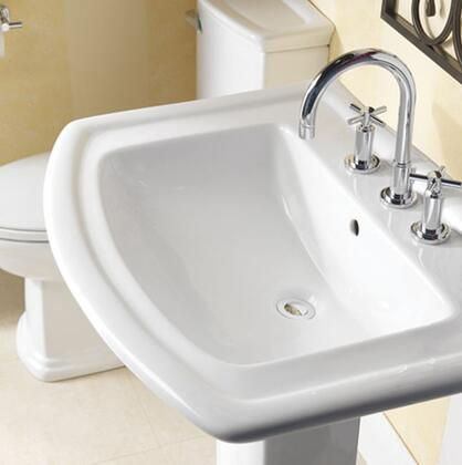 Barclay Washington B3494WH Sink , Faucet Not Included