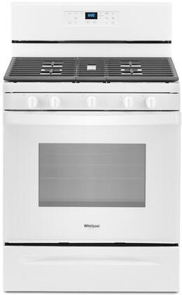 Whirlpool  WFG525S0JW Freestanding Gas Range White, WFG525S0JW Gas Range