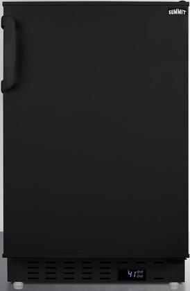 Summit  ALR47B Compact Refrigerator Black, ALR47B ADA Compliant Compact Refrigerator