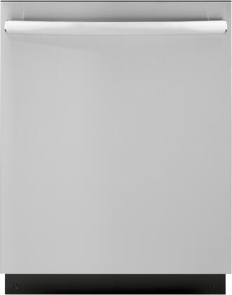 GE  GDT226SSLSS Built-In Dishwasher Stainless Steel, Main Image