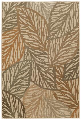 V5507W160230ST Rectangle 5′ 3″ X  7′ 6″ Rug Pad with Abstract Pattern and Machine Woven