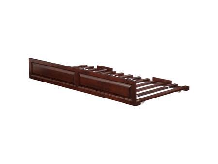 Atlantic Furniture Raised Panel AE673024 Trundle Brown, AE673024 SILO 30