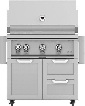 Hestan  851591 Natural Gas Grill Stainless Steel, Main Image