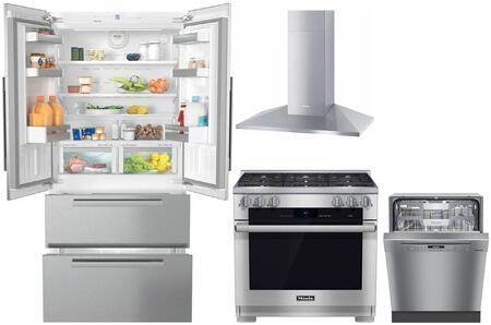Miele  975749 Kitchen Appliance Package Panel Ready, Main image