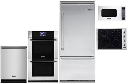 Viking 874089 Kitchen Appliance Package & Bundle Stainless Steel, main image