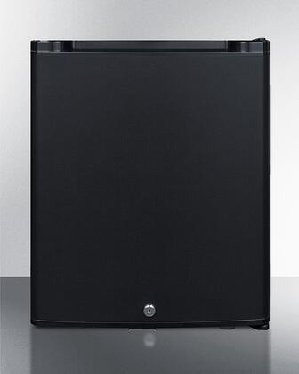Summit  MB12B Compact Refrigerator Black, MB12B Compact Minibar
