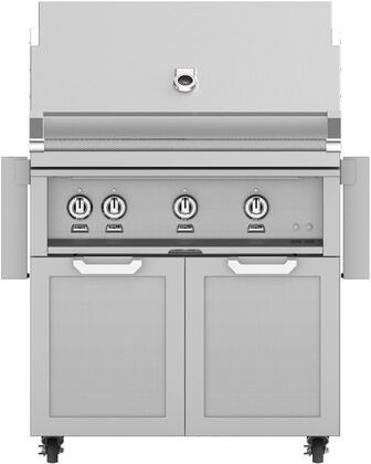 Hestan  851183 Liquid Propane Grill Stainless Steel, Main Image