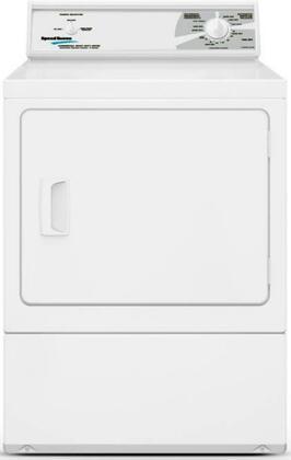 Speed Queen  LDG30RGS113TW01 Commercial Dryer White, Main Image