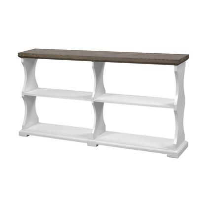 17218 Locksmith Console Table  in Off-white