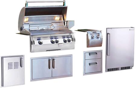 Fire Magic  993950 Grill Package Stainless Steel, 1