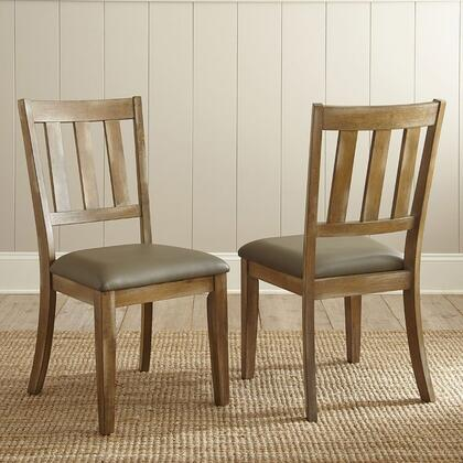 Steve Silver Ander AD450S Dining Room Chair Brown, Main Image