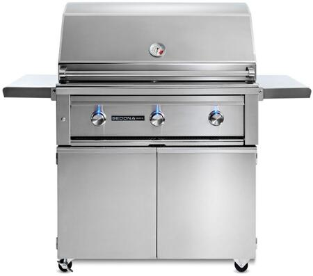 Lynx Sedona L600PSFX Grill Stainless Steel, 1