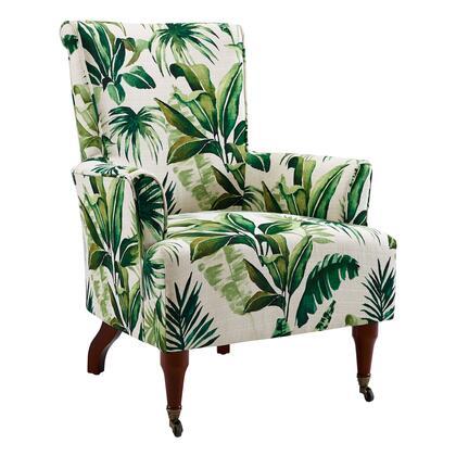 Benzara  BM204926 Dining Room Chair Green, BM204926
