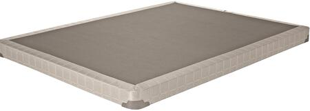 Coaster 2017 Foundations 350045T Stationary Bed Frames White, Foundation