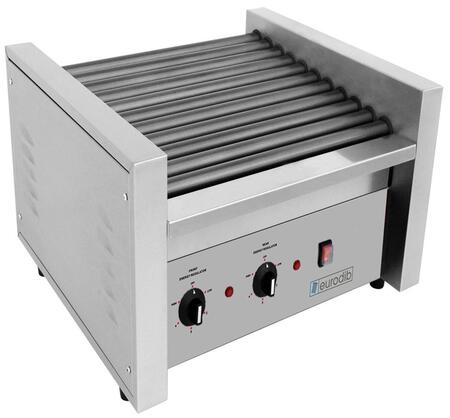 SFE01600 Hot Dog Roller with 11 rollers can make 20 Hot -  Eurodib