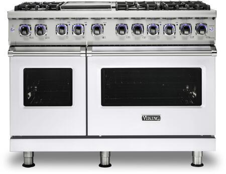 Viking Vgr74826gwh 48 Inch Professional