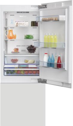 BBBF3019IMWE 30″ Built-in Bottom Freezer Refrigerator with 16.4 cu. ft. Capacity  EverFresh+ Drawer  NeoFrost Dual Cooling Technology and Interior