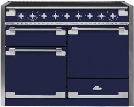AGA Elise AEL48INBLB Freestanding Electric Range Blue, AEL48INBLB Induction Range