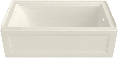 Town Square S 2544102.222 60″ x 32″ Bathtub with Right Drain  in