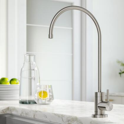 Purita Series FF-100SFS Drinking Water Dispenser Beverage Kitchen Faucet in Spot Free Stainless