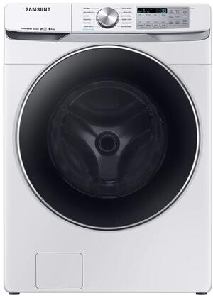 Samsung  WF45R6300AW Washer White, Main Image