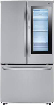 LG  LFCC23596S French Door Refrigerator Stainless Steel, LFCC23596S French Door Refrigerator
