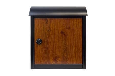 Qualarc Leece WFW1701BKWD Mailboxes, WF W1701BKWD